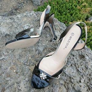 Wild Diva pumps heels 7